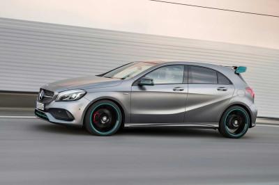 Nuevo Mrecedes-Benz AMG A 45 4Mantic de la Clase A